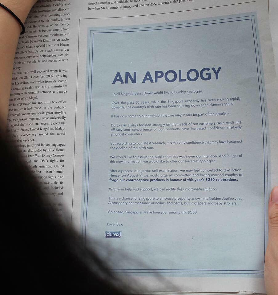 humble apology letter – Humble Apology Letter
