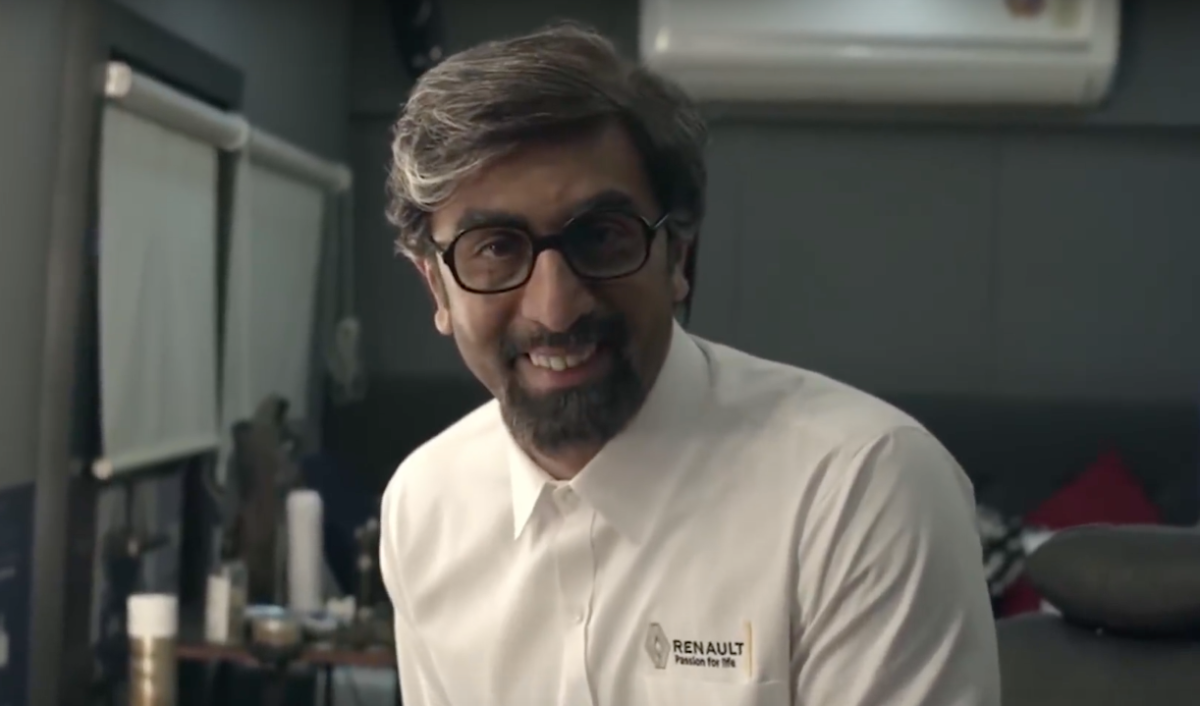 Ranbir Kapoor Plays A Super Salesman In Renault KWID's Quirky New Campaign